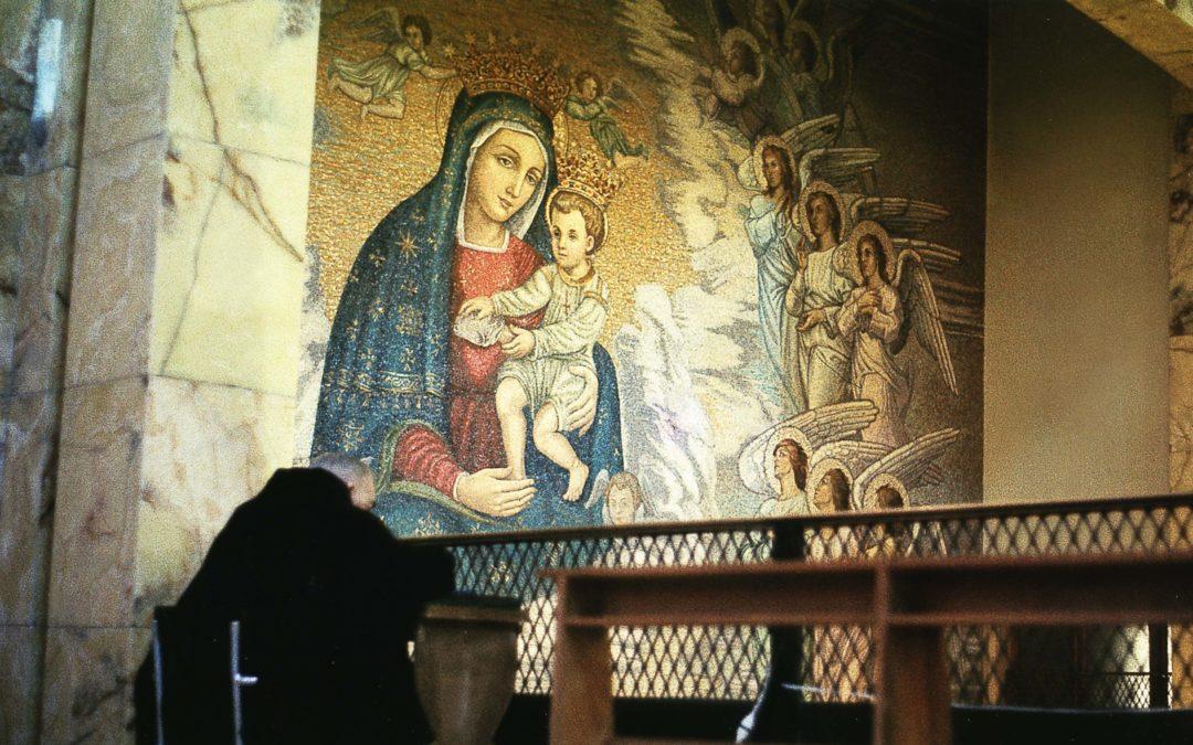 Start strony Listy Ojca Pio